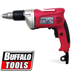 Electric Drywall Screwdriver&nbsp;&nbsp;Model#&nbsp;DRYGUN