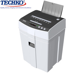 80 Sheet Cross Cut Shredder  Model# AF080