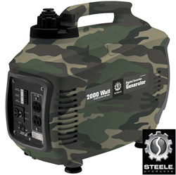 2000W Camouflage Digital Generator  Model# GG200TD