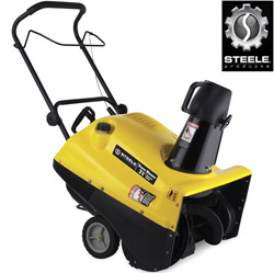 5.5HP 21 Inch One Stage Snow Blower  Model# SP-SB055E