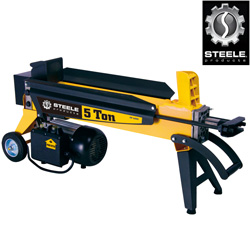 5 Ton Electric Log Splitter&nbsp;&nbsp;Model#&nbsp;SP-LS05