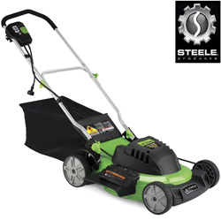 20 Inch Electric Mower  Model# SP-PM207AC