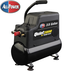 Quiet Zone Air Compressor&nbsp;&nbsp;Model#&nbsp;APC-4408