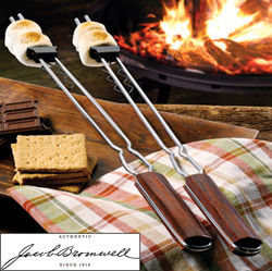 Ohio BBQ Skewers - Set of 2  Model# C1000C
