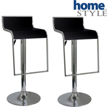 Bar Stool Set - Black  Model# BS1083BSET