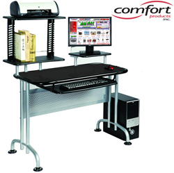Trenton Contemporary Computer Desk&nbsp;&nbsp;Model#&nbsp;50-1006