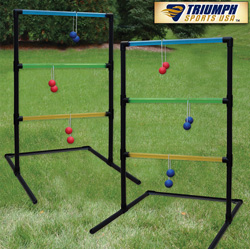 Ladder Toss Transparent style  Model# 35-7015