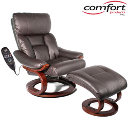 8-Motor Massage Recliner with Heat  Model# 60-443511