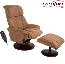 8-Motor Massage Recliner with Heat  Model# 60-4035080