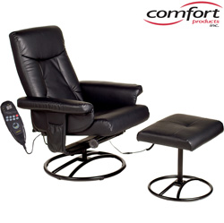 8-Motor Massage Recliner with Heat  Model# 60-4200