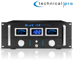4U BLUE ICE Power Amp  Model# XZB5000
