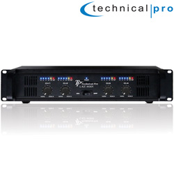 Pro 4CH Power Amplifier  Model# l4z4001