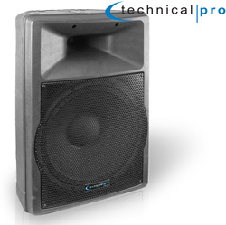 1100w Two Way Loudspeaker  Model# rox15