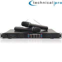 Pro VHF Wireless Mic System  Model# WM1001