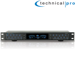 Pro Dual 10 Band Equalizer  Model# EQB5151