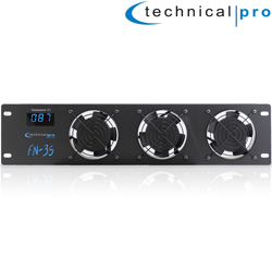 Rack-Mount Triple Fan  Model# FN3S