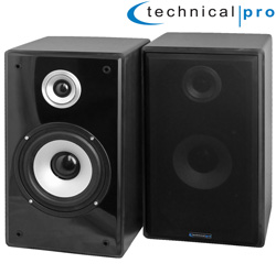 140w Book Shelf Speakers  Model# sph6