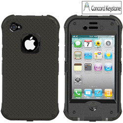 Nauticase iPhone* Case&nbsp;&nbsp;Model#&nbsp;W4-BLK-001