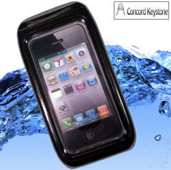 MarineCase iPhone Case&nbsp;&nbsp;Model#&nbsp;WP4S-BLK-001