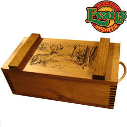 Accessory Crate with Rope Handles  Model# TC9-01