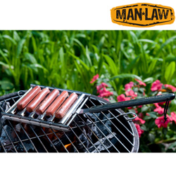 Hot Dog Griller  Model# MANHY3