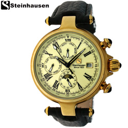Steinhausen� Marquise Auto Watch  Model# SW391G