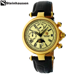 Steinhausen� Ladies Marquise Watch  Model# SW691G