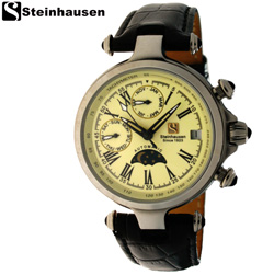 Steinhausen� Ladies Marquise Watch  Model# SW691S