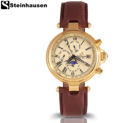 Steinhausen� Automatic Calendar Watch  Model# SW381G