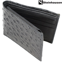 Steinhausen� Ostrich Wallet  Model# TN702OTL
