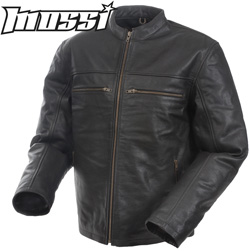 Mossi� Rally Men's Premium Leather Jacket  Model# 20-152-38