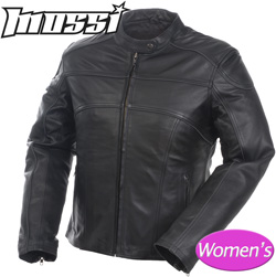 Mossi� Adventure Ladies Premium Leather Jacket  Model# 20-218-6