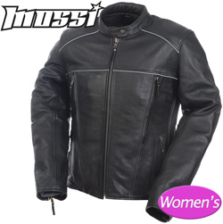 Mossi� Journey Ladies Premium Leather Jacket  Model# 20-219-6