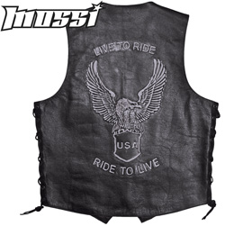 Mossi� Men's Live To Ride Vest  Model# 20-108L-38