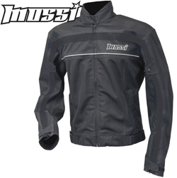Mossi� Men's Jaunt Jacket - Black  Model# 18-117-M