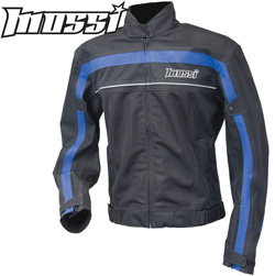 Mossi� Men's Jaunt Jacket - Blue  Model# 18-117B-M