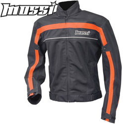 Mossi� Men's Jaunt Jacket - Orange  Model# 18-117O-M