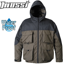 Mossi RX-3 Rainwear - Brown&nbsp;&nbsp;Model#&nbsp;51-104-14