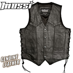 Mossi� Men's Side Lace Vest  Model# 20-108-38