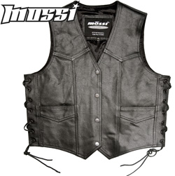 Mossi� Ladies Side Lace Vest  Model# 20-208-6