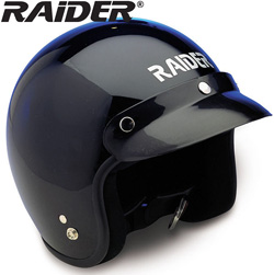 Raider� Flat Open Face Helmet  Model# 26-611-11