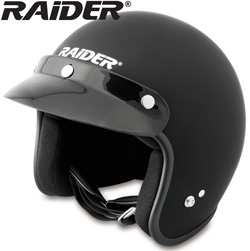 Raider Gloss Open Face Helmet&nbsp;&nbsp;Model#&nbsp;26-611FB-11