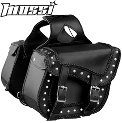 Studded Motorcycle Bags  Model# BCS-920