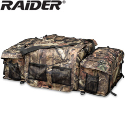 Deluxe ATV Rack Bag  Model# ATV-17-1