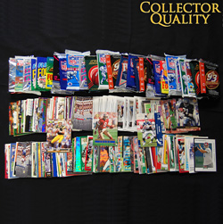 3 Decades of Football Cards  Model# 3DF