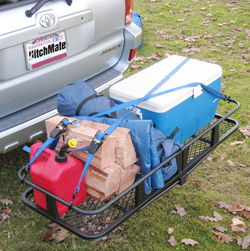 HitchMate Mounted Cargo Carrier 2  Model# 4011