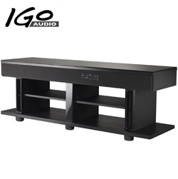 iGo Audio� Home Theater Stand  Model# HAV-R300G