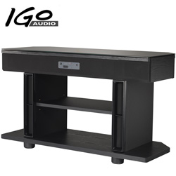 iGo Audio Home Theater Stand&nbsp;&nbsp;Model#&nbsp;HAV-R100G