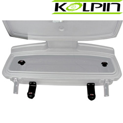 KXP Trail Box Mount Kit  Model# 93103