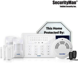Deluxe Wireless Smart Home Alarm System  Model# Air-AlarmIIDL